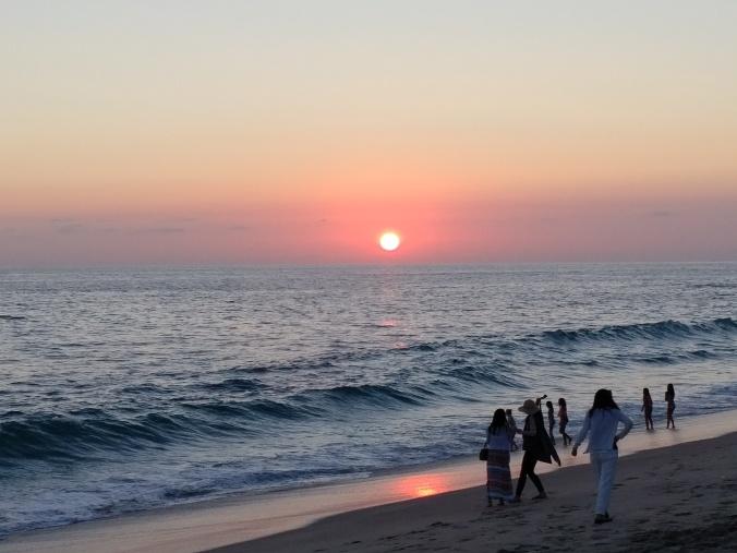 Sunset in Lagune Beach