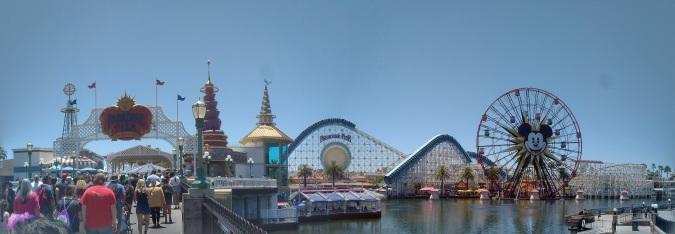 Disney Panorama
